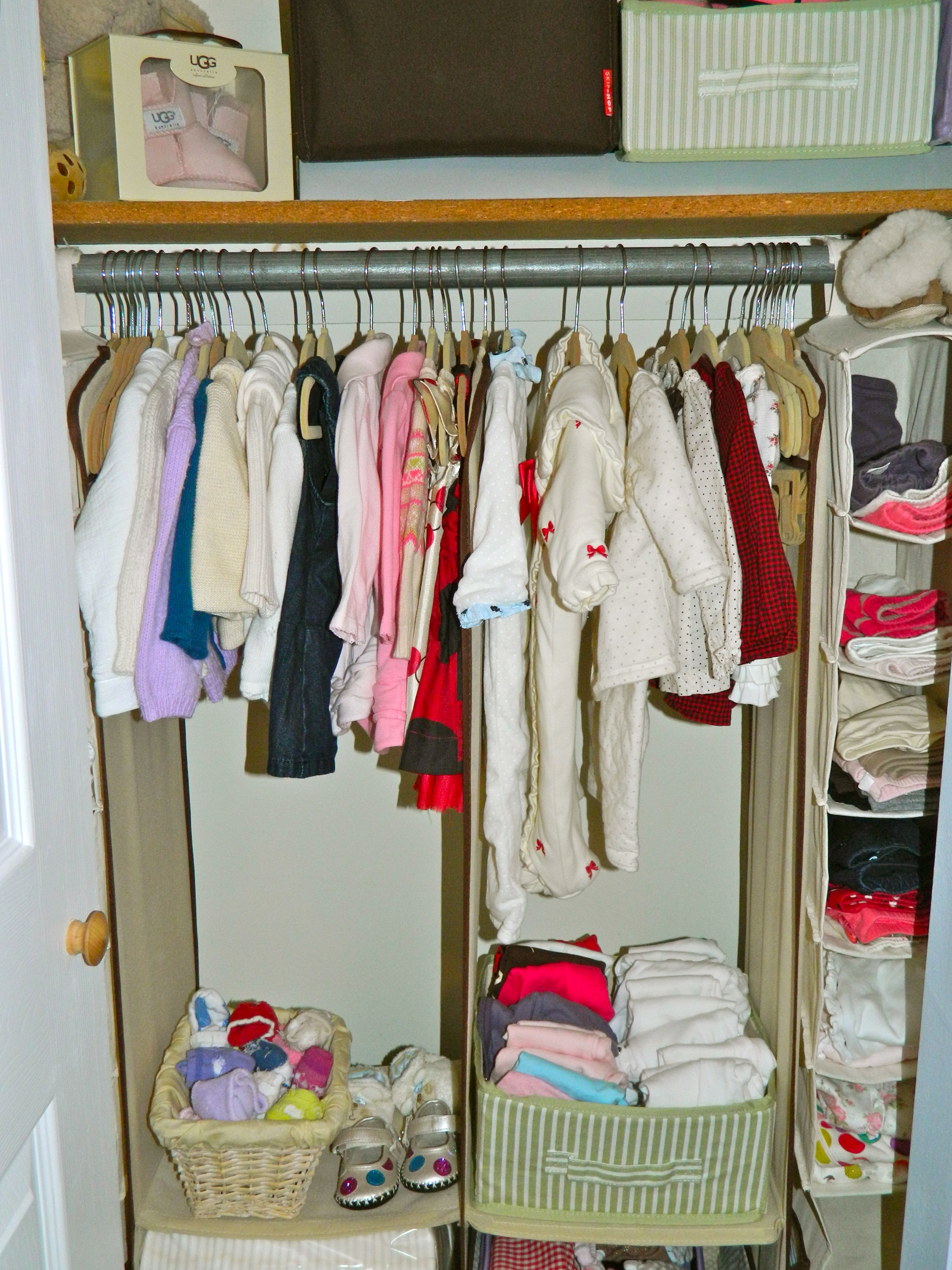 Maternity Clothes U2013 HAPPILY Packed These Away Into Storage Bins And Hanging  Bags, Although I Must Admit That I Will Miss That Elastic Waistband On My  Jeans ...