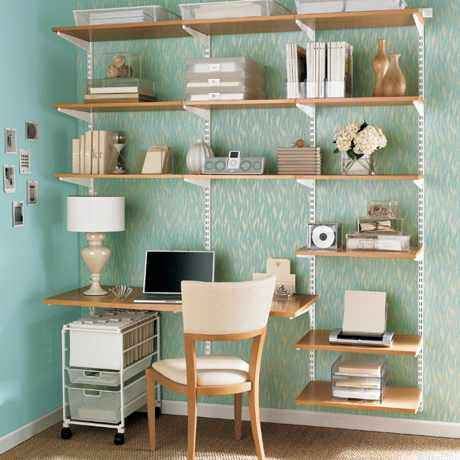 home office diy. Organized Home Office Diy