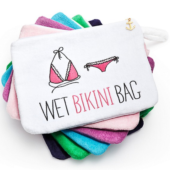 Wet Bikini Bag