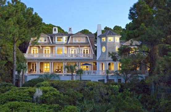 Kiawah Home - Courtesy of HGTV