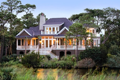 Kiawah Home - Courtesy of M Driver Architecture