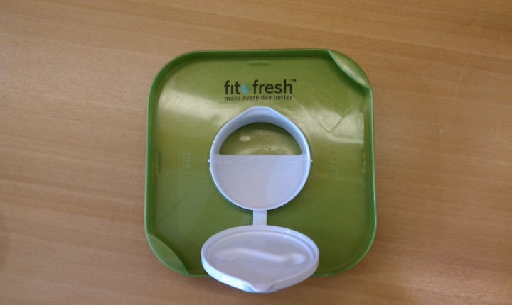 FitFresh Dressing Closed