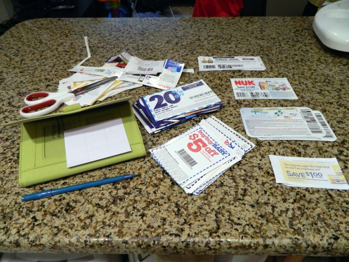 organizing-coupons-step-one