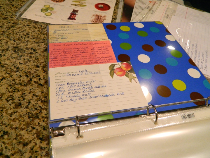 recipe-organization-binder