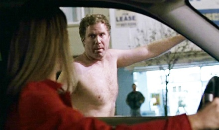 will farrell were going streaking
